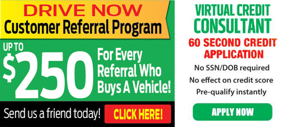 Drive Now Customer Referral Program