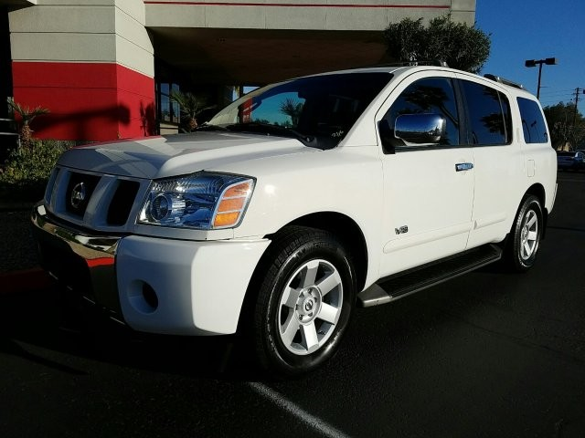 2005 nissan armada se 2wd drive now. Black Bedroom Furniture Sets. Home Design Ideas